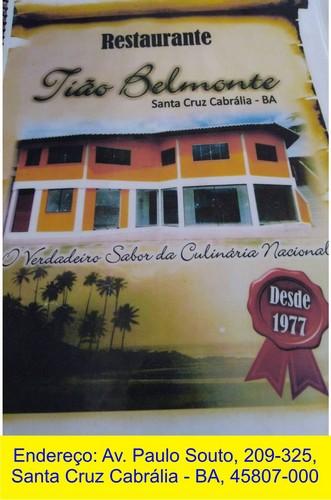 Restaurante Tião Belmonte
