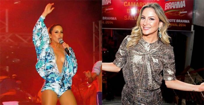 Claudia Leitte segue com sua agenda lotada após o The Voice Brasil