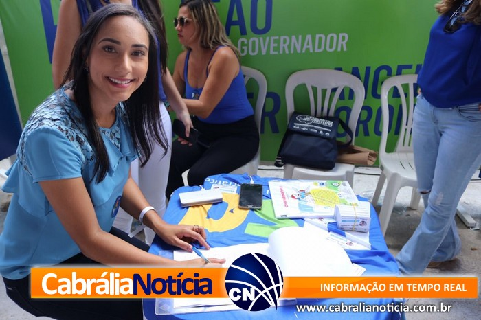 Convenção do PSD confirma candidatura de Larissa Oliveira a dep. estadual