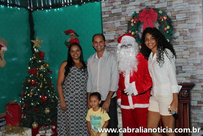 Natal das Famílias na Praça da Âncora