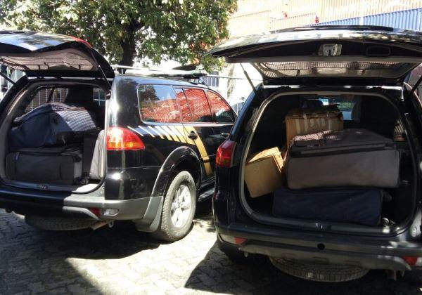 Operação da PF combate roubo de cargas na Bahia e outros 5 estados