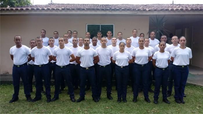 PM inicia formação de 32 novos policiais em Porto Seguro.