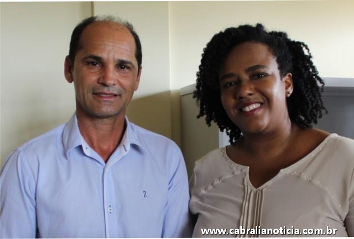 Cabrália tem nova Secretária de Saúde