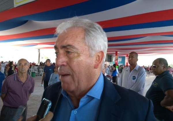 Otto afirma que decisão por chapão evita 'divisão na campanha'