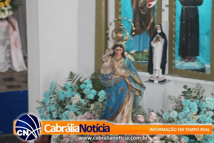 Cabrália festeja Nossa Senhora da Conceição, padroeira da Bahia e da cidade