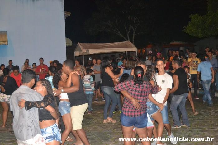 Festa de Santo Antônio com inauguração da rádio web em Ponto Central