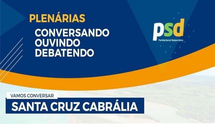A Pré-Candidata a dep. estadual Larissa Oliveira realiza sua quinta plenária nesta quarta-feira, no Hotel Baia Cabrália