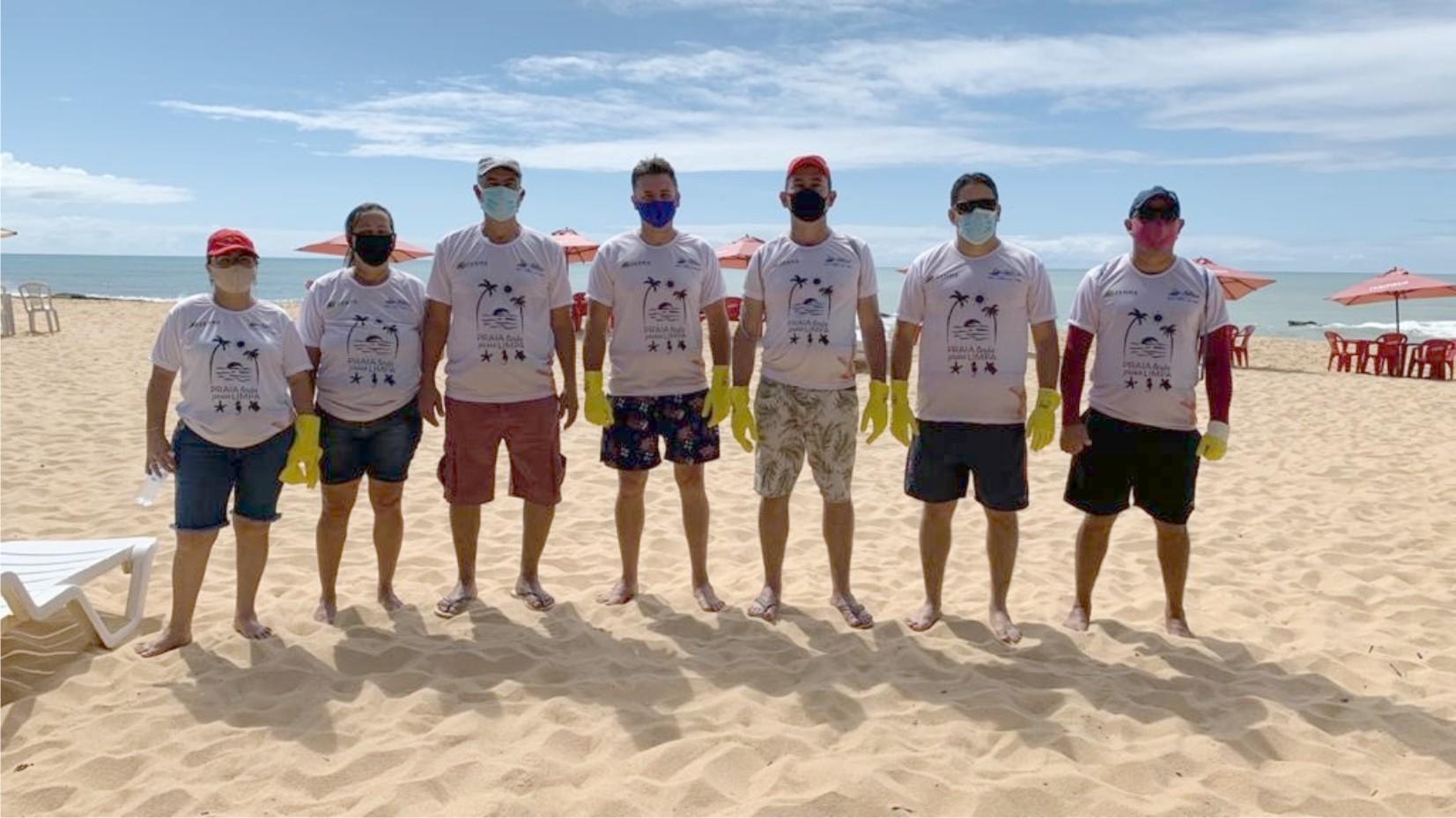 União e conscientização marcam Dia Mundial da Limpeza em Santa Cruz Cabrália.
