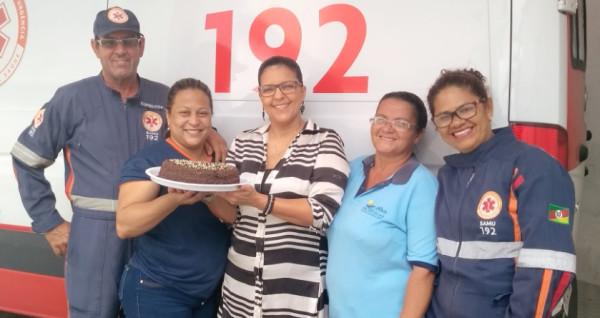 Unidade do SAMU em Cabrália completa 06 anos de atuação no salvamento de vidas em toda a região.
