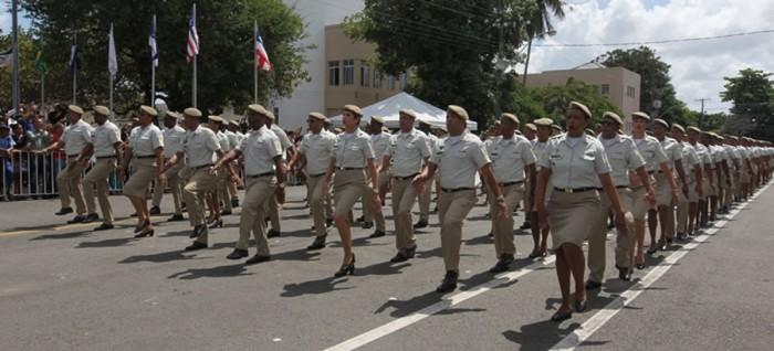 Polícia Militar forma 300 novos sargentos na Bahia