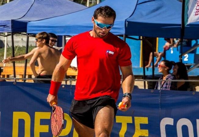 Nº 4 do mundo busca manter status durante o Pan-Americano de Beach Tennis em Cabrália